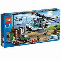 LEGO® City ПОЛИЦИЯ - Наблюдение из вертолета