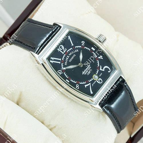 Классические наручные часы Frank Muller Silver/Black 904