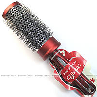 REED Расческа (брашинг) продувная металл 7704