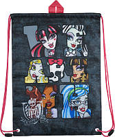 Сумка для сменной обуви и спортивной формы  Kite Monster High MH15-600-4K