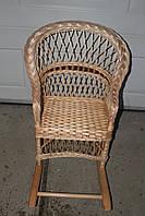 """Детская кресло качалка""""Переплет"""""""