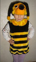 Дитячий новорічний костюм Бджілки / Пчелы