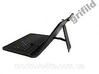 Чехол клавиатура для ПК планшета 9 Rus Mini и Micro Usb