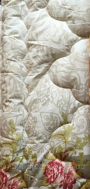 Шерстяное одеяло 170х210 LOTUS  COLOUR WOOL бежевое