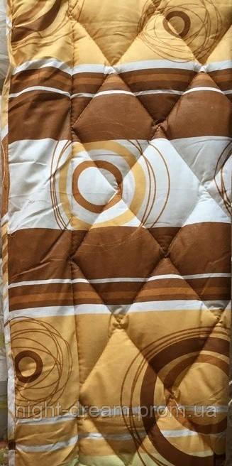 Антиаллергенное одеяло 170х210 LOTUS  COLOUR  FIBER капучино