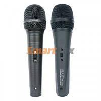 Микрофон Караоке Rlake 7-0030В (беспроводной+проводной)