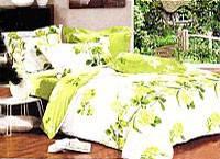 Качественное постельное белье двуспальное сатин, фото 1