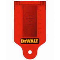 Мишень-лучеуловитель для ротационных лазеров  DeWALT