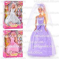 "Кукла Defa Lucy ""Невеста"" в свадебном платье: 3 вида"