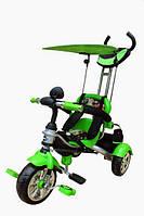 Велосипед 3-х колесный MarsTrike анимэ (салатовый)