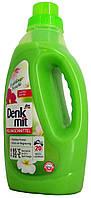 Жидкий стиральный порошок для  деликатных и шерстяных вещей DM Denkmit Vollwaschmittel Fruhlings-Frisch 1,5л.