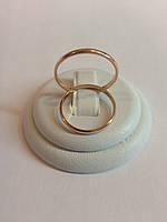 Обручальные золотые кольца 585* пробы