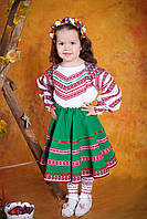 Национальный костюм для девочки, размер 28