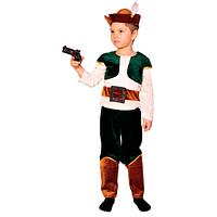 Карнавальный костюм для мальчика Охотник 9347