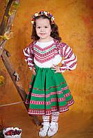 Национальный костюм для девочки, размер 34