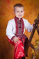 Вышиванка детская для мальчика, размер 42
