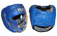 Шлем для единоборств с прозрачной маской Everlast
