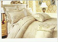 Комплект постельного белья Ailin жаккард в семейном размере