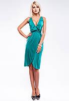Платье летнее с глубоким вырезом  Джилл