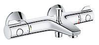 Термостатический смеситель для ванны Grohe Grohtherm 800 (34564000)