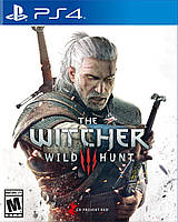 Ведьмак 3 (The Witcher 3) (PS4)
