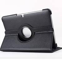 Вращающийся Черный чехол для Samsung Galaxy Tab 2 10.1 P5100