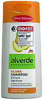 Шампунь для волос DM Alverde Glanz-Shampoo Zitrone Aprikose 200мл.