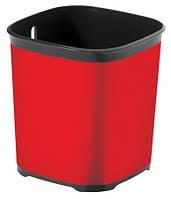 Сушка для столовых приборов DECO пластиковая красная 130Х130Х140 мм Curver CR-0108-1