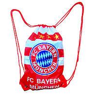 Рюкзак мешок для одежды и обуви FC BAYERN MUNCHEN