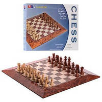 Шахматы подарочные, магнитные.