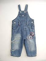 Модные джинсы для мальчика (0-3)р