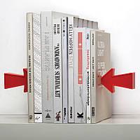 Держатель для книг Arrow Magnetic Bookend Peleg Design
