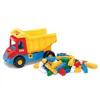 Грузовик Multi Truck с конструктором