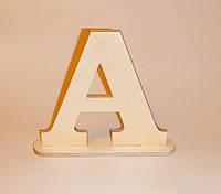 """Буква """"A"""" (на подставке)"""