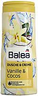 Гель для душа с кремом DM Bаlea Dusche-Creme Vanille-Cocos 300мл.