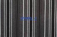 Мебельная ткань  рогожка FLAX STRIPE 05  (производитель Аппарель)