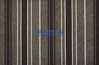 Мебельная ткань  рогожка FLAX STRIPE 06  (производитель Аппарель)
