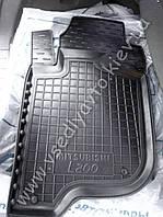Передние коврики MITSUBISHI L200 с 2006-2013 гг. (Автогум AVTO-GUMM)