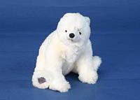 Мягкая игрушка  белый медведь HANSA 24 см