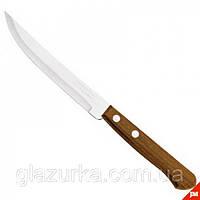 Нож стейковый с деревянной ручкой