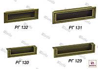 Ручки мебельные  РГ 129-132