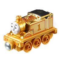 Паровозик Золотой из серии Томас и друзья Fisher Price CFR91