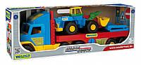Машина «Middle truck» ( эвакуатор с трактором)