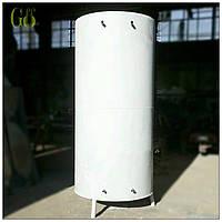 Буферная емкость на 3000 литров: 4 патрубка, антикоррозийная защита