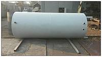 Бак аккумулятор для отопления: 3400 литров, толщина стенок 4 мм, возможность дополнительного утепления
