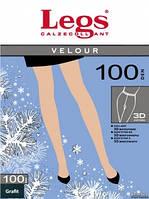 Колготки Legs Velour 100 Den