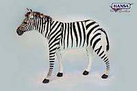 Мягкая игрушка Зебра HANSA 96 см