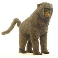 Мягкая игрушка обезьяна Бабуин HANSA 86 см