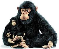Мягкая игрушка  обезьяна Шимпанзе HANSA 65 см