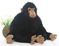 Мягкая игрушка  обезьяна Шимпанзе HANSA 57 см